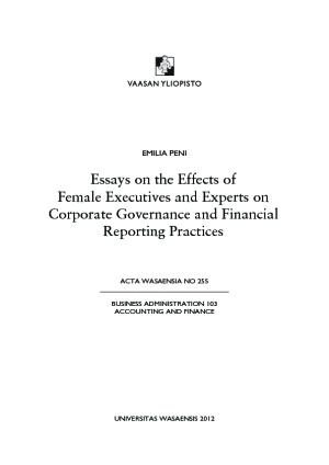 Dissertation On Construction Finance