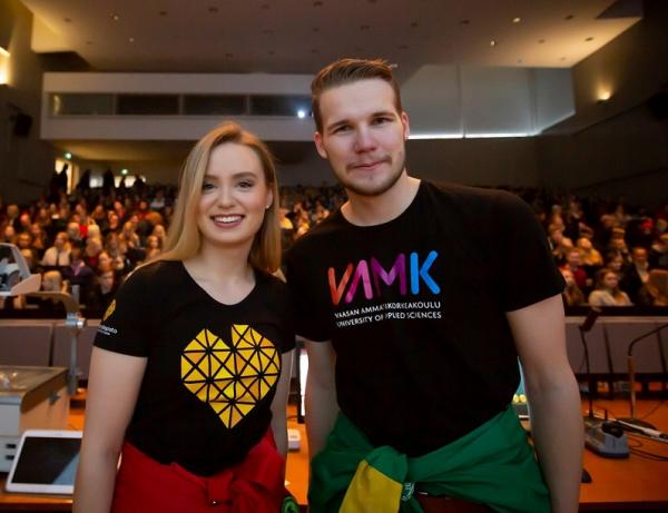 VY and VAMK are strategic partners